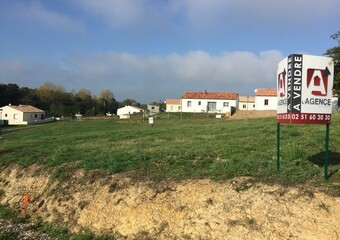 Vente Terrain 421m² ST REVEREND - photo