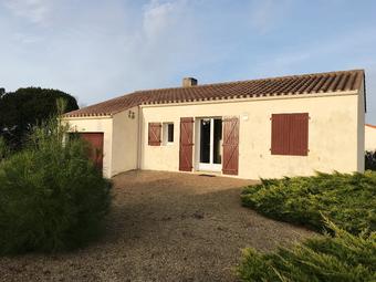 Location Maison 3 pièces 55m² Givrand (85800) - photo