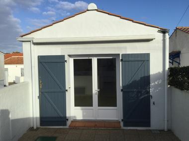Vente Maison 2 pièces 37m² Saint-Gilles-Croix-de-Vie (85800) - photo