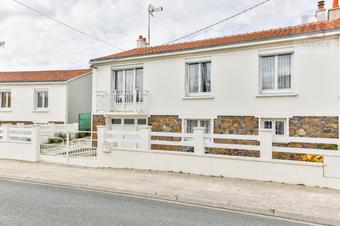 Vente Maison 4 pièces 79m² Coëx (85220) - photo