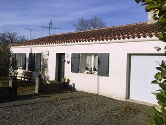 Vente Maison 5 pièces 101m² Saint-Maixent-sur-Vie (85220) - photo