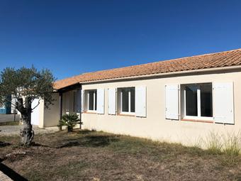 Vente Maison 4 pièces 87m² Notre-Dame-de-Riez (85270) - photo
