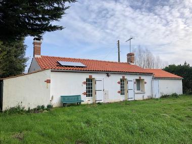 Vente Maison 3 pièces 44m² Saint-Hilaire-de-Riez (85270) - photo