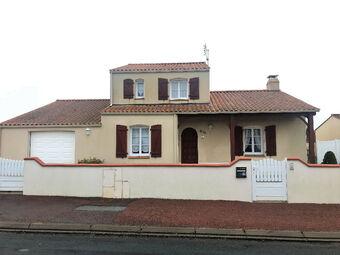 Vente Maison 4 pièces 134m² Saint-Gilles-Croix-de-Vie (85800) - photo