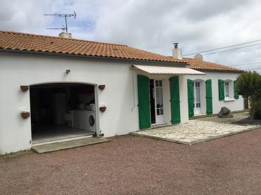 Vente Maison 4 pièces 95m² Le Fenouiller (85800) - photo