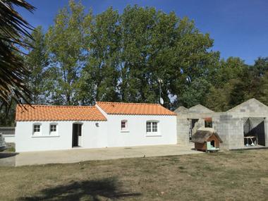 Vente Maison 4 pièces 54m² Saint-Hilaire-de-Riez (85270) - photo