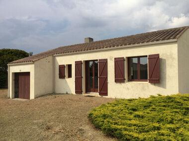 Vente Maison 3 pièces 55m² Givrand (85800) - photo