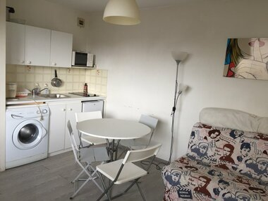 Vente Appartement 2 pièces 19m² Saint-Gilles-Croix-de-Vie (85800) - photo