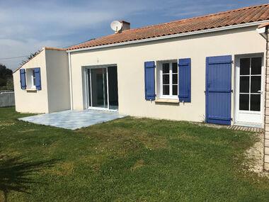 Vente Maison 4 pièces 91m² Saint-Gilles-Croix-de-Vie (85800) - photo