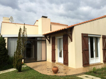 Vente Maison 3 pièces 112m² Le Fenouiller (85800) - Photo 1