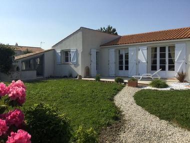 Vente Maison 5 pièces 114m² Saint-Hilaire-de-Riez (85270) - photo