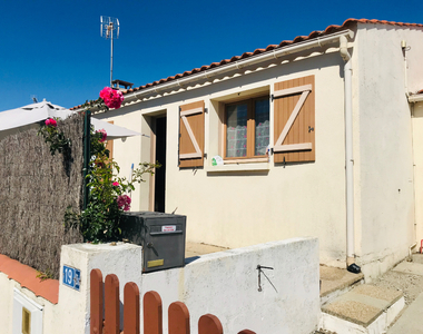 Location Maison 3 pièces 54m² Saint-Gilles-Croix-de-Vie (85800) - photo