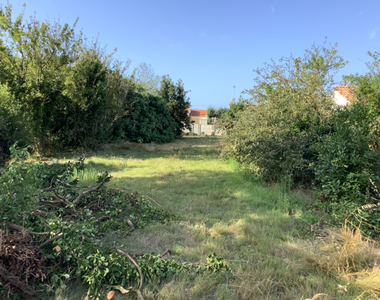 Vente Terrain 700m² SAINT HILAIRE DE RIEZ - photo