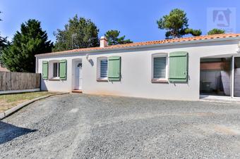 Vente Maison 5 pièces 104m² Saint-Hilaire-de-Riez (85270) - photo