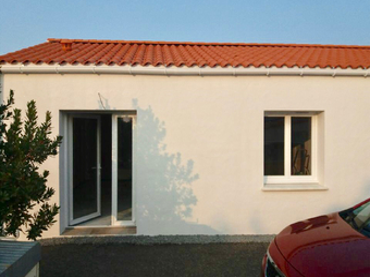 Location Maison 2 pièces 38m² Saint-Maixent-sur-Vie (85220) - photo