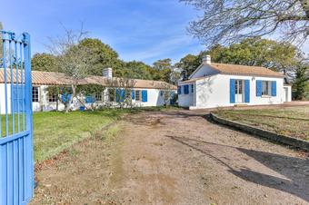 Vente Maison 7 pièces 156m² Commequiers (85220) - photo