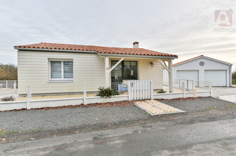Vente Maison 3 pièces 61m² Coëx (85220) - photo