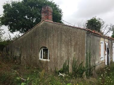 Vente Maison 3 pièces 80m² Aizenay (85190) - photo