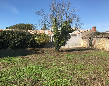 Vente Terrain 467m² Le Fenouiller (85800) - photo