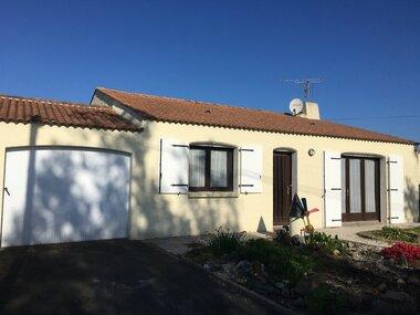 Vente Maison 4 pièces 95m² Saint-Hilaire-de-Riez (85270) - photo