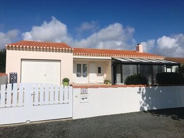 Vente Maison 4 pièces 104m² Saint-Gilles-Croix-de-Vie (85800) - photo