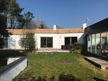 Vente Maison 5 pièces 160m² Saint-Hilaire-de-Riez (85270) - photo