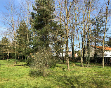 Vente Terrain 500m² SAINT HILAIRE DE RIEZ - photo