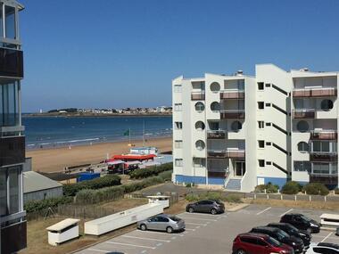 Vente Appartement 2 pièces 27m² Saint-Gilles-Croix-de-Vie (85800) - photo