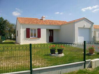 Vente Maison 3 pièces 63m² Le Fenouiller (85800) - photo