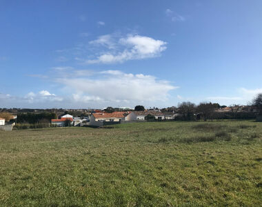 Vente Terrain 320m² Saint-Hilaire-de-Riez (85270) - photo