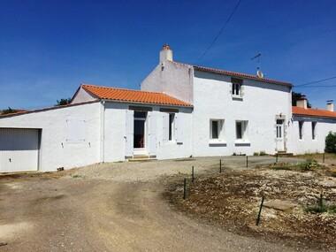Vente Maison 5 pièces 139m² Saint-Maixent-sur-Vie (85220) - photo