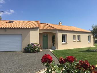 Vente Maison 5 pièces 112m² Le Fenouiller (85800) - Photo 1