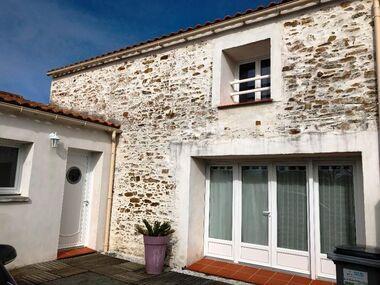 Vente Maison 4 pièces 80m² Saint-Révérend (85220) - photo