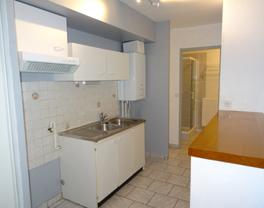 Renting Apartment 2 rooms 33m² Auneau (28700) - photo