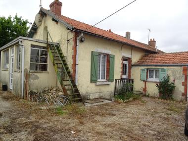 Sale House 3 rooms 62m² Auneau (28700) - photo