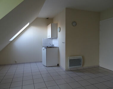 Renting Apartment 2 rooms 34m² Auneau (28700) - photo