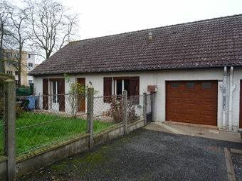 Location Maison 4 pièces 75m² Auneau (28700) - Photo 1
