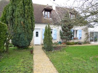 Sale House 7 rooms 141m² Ablis (78660) - photo
