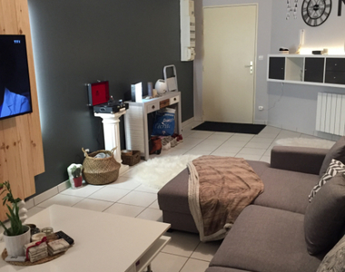 Renting Apartment 2 rooms 46m² Auneau (28700) - photo
