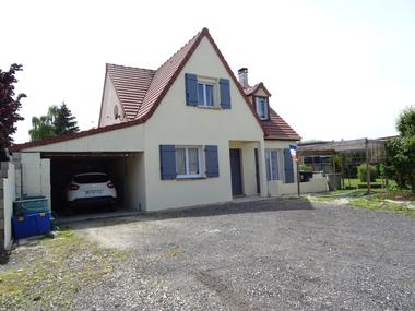 Vente Maison 6 pièces 101m² AUNEAU - photo