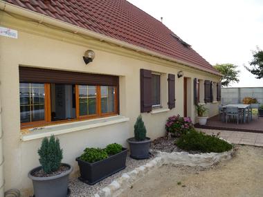 Location Maison 6 pièces 118m² Francourville (28700) - photo