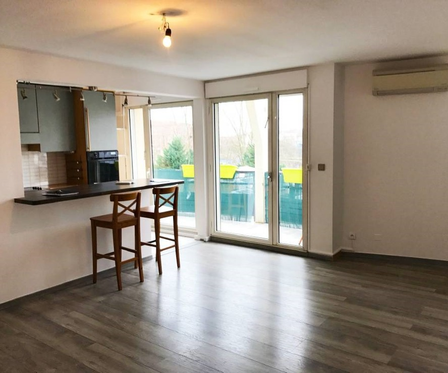 Vente Appartement 4 pièces 89m² Toulouse (31000) - photo