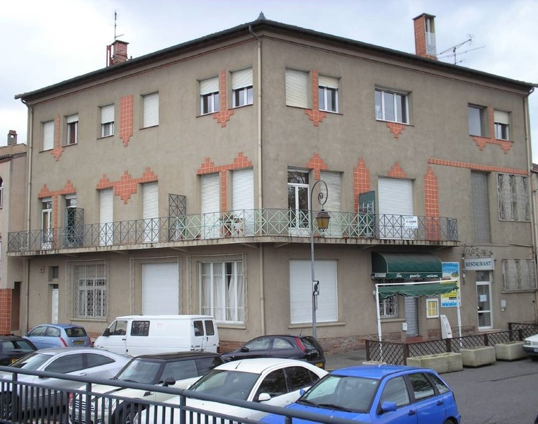 Location Appartement 1 pièce 23m² Muret (31600) - photo