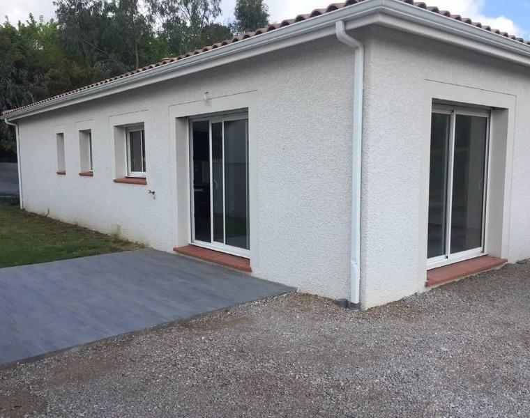 Location Maison 4 pièces 87m² Portet-sur-Garonne (31120) - photo