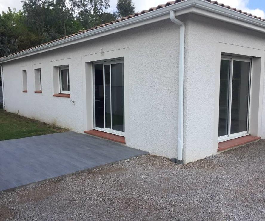 Renting House 4 rooms 87m² Portet-sur-Garonne (31120) - photo