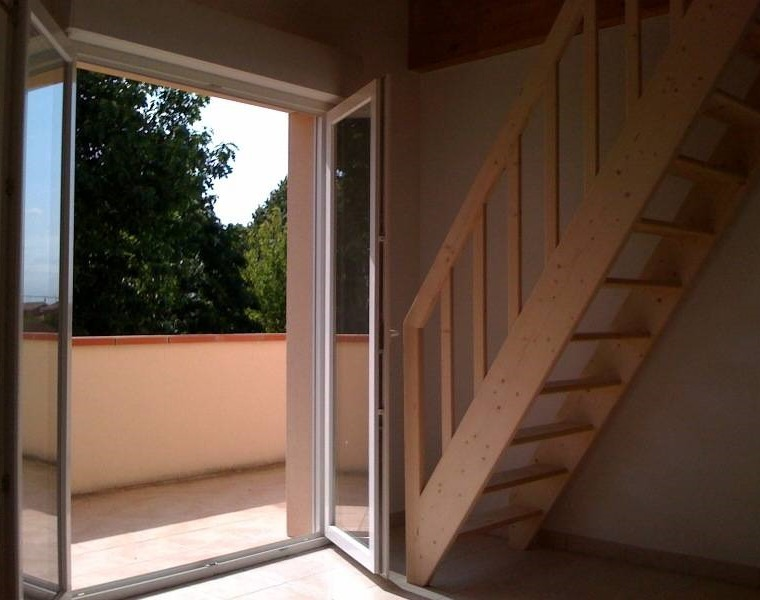 Renting Apartment 2 rooms 45m² Frouzins (31270) - photo