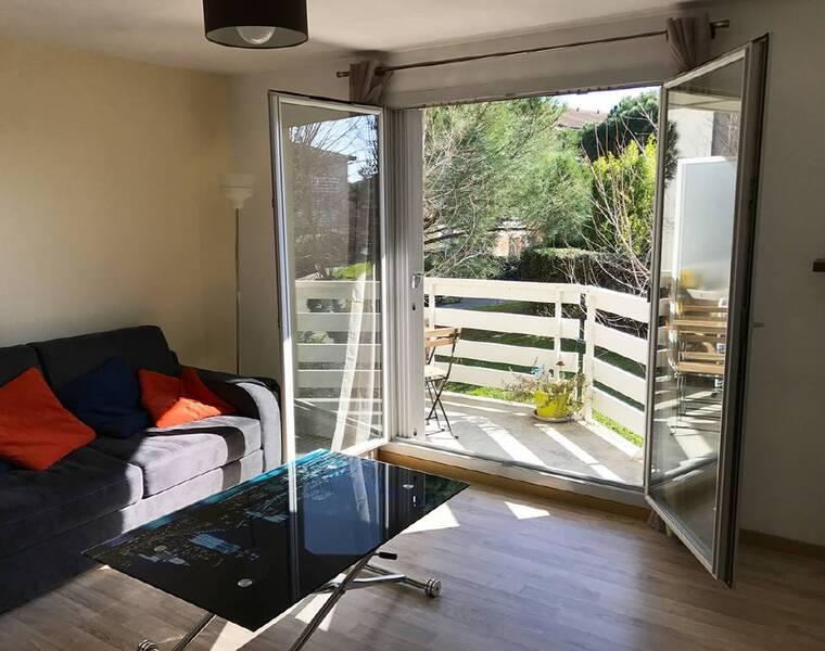 Location Appartement 1 pièce 23m² Toulouse (31200) - photo