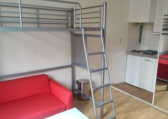 Location Appartement 1 pièce 13m² Toulouse (31400) - Photo 1