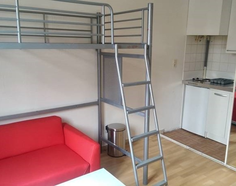 Renting Apartment 1 room 13m² Toulouse (31400) - photo