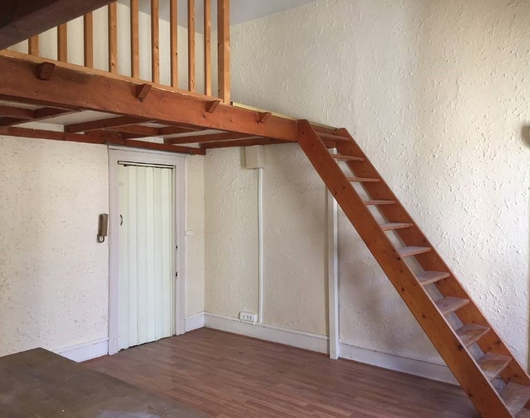 Renting Apartment 1 room 27m² Toulouse (31400) - photo
